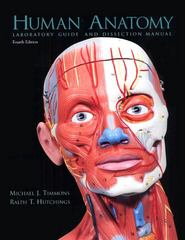Human Anatomy Laboratory Guide and Dissection Manual 4th edition 9780130475473 0130475475