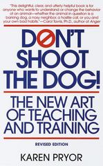 Don't Shoot the Dog! 2nd edition 9780553380392 0553380397