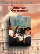 Annual Editions: American Government 36th edition 9780073515991 007351599X