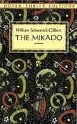 The Mikado 1st Edition 9780486272689 0486272680