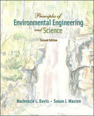 Principles of Environmental Engineering & Science 2nd Edition 9780073122359 0073122351