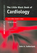 The Little Black Book Of Cardiology 2nd edition 9780763737610 0763737615