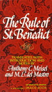 The Rule of Saint Benedict 1st Edition 9780385009485 0385009488