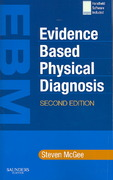 Evidence-Based Physical Diagnosis 2nd edition 9781416028987 1416028986