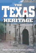 The Texas Heritage 4th Edition 9780882959948 0882959948