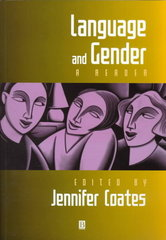 Language and Gender 1st edition 9780631195955 0631195955