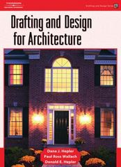 Drafting and Design for Architecture 1st Edition 9781401879952 1401879950
