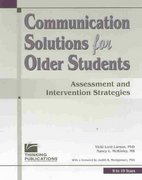 Communication Solutions for Older Students 1st Edition 9781888222999 1888222999