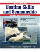 Boating Skills and Seamanship, BOOK 1st edition 9780071467292 0071467297