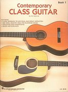Contemporary Class Guitar 1st Edition 9780793524983 0793524989