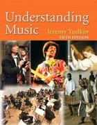 Understanding Music 5th edition 9780132233323 0132233320