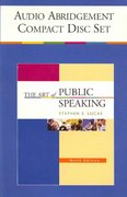 The Art of Public Speaking 9th edition 9780073216508 007321650X