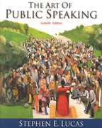 Art of Public Speaking, PowerWeb and Topic Finder 7th edition 9780072315691 0072315695