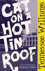 Cat on a Hot Tin Roof 2nd Edition 9780811216012 0811216012