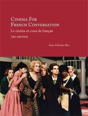 Cinema for French Conversation 3rd Edition 9781585102686 1585102687