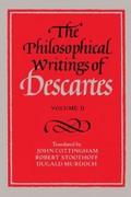 The Philosophical Writings of Descartes 1st Edition 9780521288088 0521288088