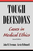 Tough Decisions 2nd Edition 9780195090420 019509042X