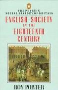English Society in the 18th Century 2nd Edition 9780140138191 0140138196