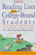 Reading Lists for College-Bd S 2nd edition 9780671847128 0671847120