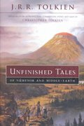 Unfinished Tales of Númenor and Middle-Earth 1st edition 9780618154043 0618154043