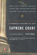A People's History of the Supreme Court 0 9780140292015 0140292012