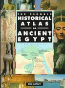 The Penguin Historical Atlas of Ancient Egypt 1st Edition 9780140513318 0140513310