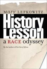 History Lesson 0 9780300126594 030012659X