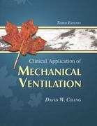 Clinical Application of Mechanical Ventilation 3rd edition 9781401884857 1401884857