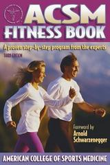 ACSM Fitness Book 3rd edition 9780736044066 073604406X