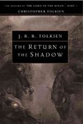 The Return of the Shadow 1st edition 9780618083572 061808357X