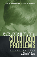 Assessment and Treatment of Childhood Problems 2nd Edition 9781572307421 1572307420