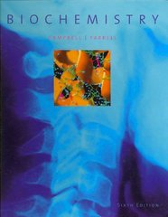 Biochemistry 6th edition 9780495390411 0495390410