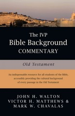 The IVP Bible Background Commentary 1st Edition 9780830814190 0830814191