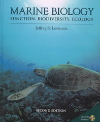 Marine Biology 2nd edition 9780195141726 0195141725