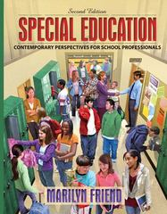 Special Education 2nd edition 9780205505319 0205505317
