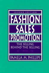 Fashion Sales Promotion 2nd edition 9780133627992 0133627993
