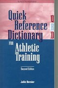 Quick Reference Dictionary for Athletic Training 2nd Edition 9781556426667 1556426666