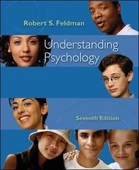 Understanding Psychology 7th edition 9780072886658 007288665X