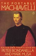 The Portable Machiavelli 1st Edition 9780140150926 0140150927