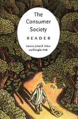 The Consumer Society 1st Edition 9781565845985 1565845986