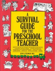 A Survival Guide for the Pre-School Teacher 1st Edition 9780876288849 0876288840