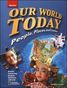 Our World Today, People Places, and Issues, Student Edition 1st edition 9780078273827 007827382X
