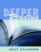 Deeper Reading 1st Edition 9781571103840 1571103848