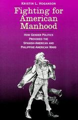 Fighting for American Manhood 1st Edition 9780300085549 0300085540