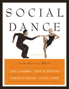 Social Dance from Dance a While 2nd Edition 9780805353662 0805353666