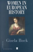 Women in European History 1st edition 9780631191452 0631191453
