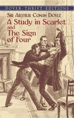 A Study in Scarlet and the Sign of Four 4th edition 9780486431666 0486431665