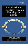 Introduction to Logistics Systems Planning and Control 1st edition 9780470849170 0470849177