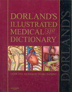 Dorland's Illustrated Medical Dictionary with CD-ROM 31st edition 9781416023647 141602364X