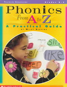Phonics from A to Z 1st Edition 9780590315104 0590315102